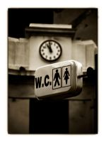 Wc Time by PansApe