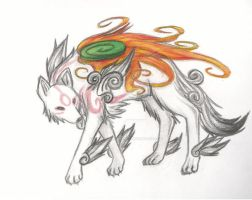 okami by hardcorerocker117
