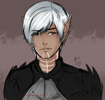 Fenris by Wonderland-Cupcake
