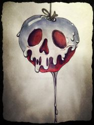 Poisoned Apple ~ Snow White's Bane by Shirenia