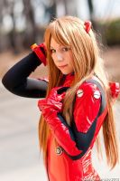 Soryu Asuka Langley by HeavenAndSky
