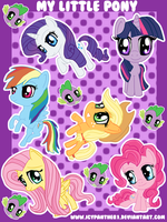 MLP:FIM Group by IcyPanther1