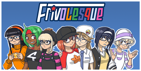 Frivolesque 2016 by OmegaDez