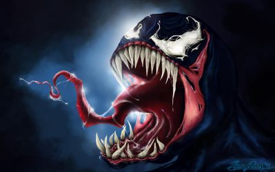 Venom by chromophobic