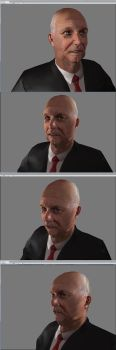 DrugLord 1 Face in Unity by grico316