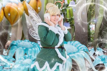 My tinkerbell secret of the wings cosplay by moma92mapi