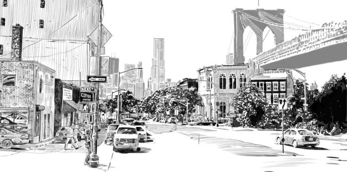 Brooklyn, NY by carruthers