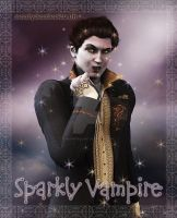 'Sparklepire' - Vampire Personality Test by 3D-Fantasy-Art
