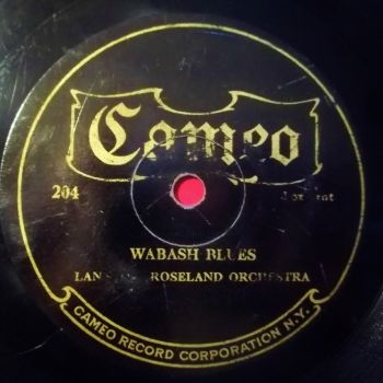 Cameo, Early Label by PRR8157