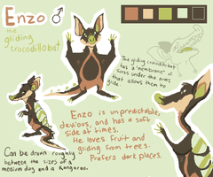 Enzo Reference by starsweep