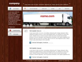 Template Company 3 by w3nky