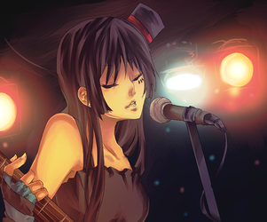 K-On: Don't Say by jackettt