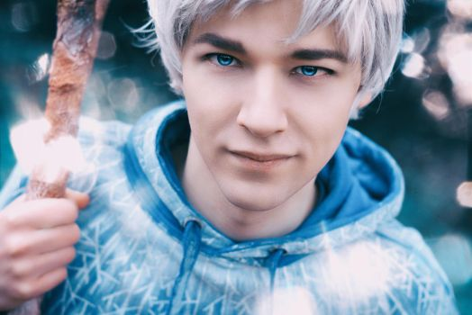 Jack Frost - My name is Jack by Snowblind-Cosplay
