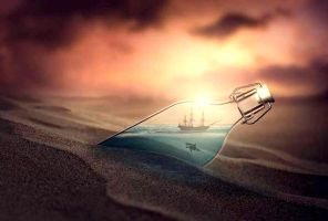Ship In Bottle by Carmina1991
