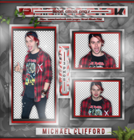 +Michael Clifford photopack png by ForeverTribute