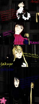 MMD Comics - Requiem of The Nocturnal Creatures by Sheila-Sama-15