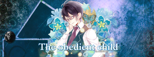 [Scrapbook] The Obedient child - Reiji S.Child ver by BelliaFairy