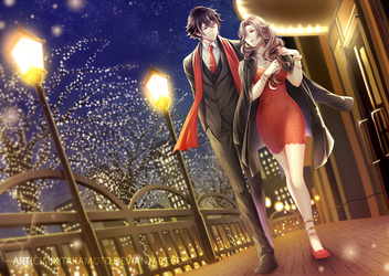 CM: The date night by MikiTakamoto