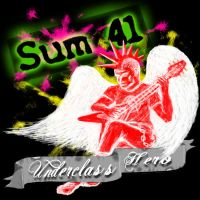 Sum 41: T-shirt Design 1 by nathanielwilliam
