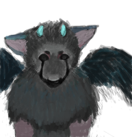 Trico-the last gurdian attempt no.1 by somefreshmaymays