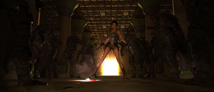 Tomb Raider the last revelation - mummies by James--C