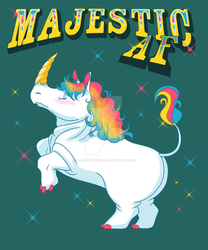 Majestic AF by SoVeryUnofficial
