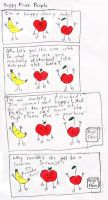 Happy Fruit People Ep7 by April-Moon