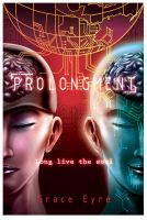 Prolongment book cover by goweliang
