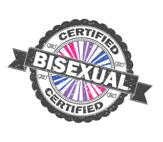 Certified Bisexual Stamp by lovemystarfire