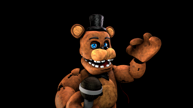 (SFM/FNaF) Test by TheDoubleAxe