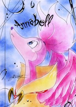 Annabell by JB-Pawstep