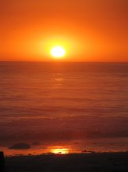 Crystal Cove Sunset by soffl