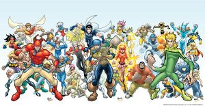 WildGuard: Insider covers by ToddNauck