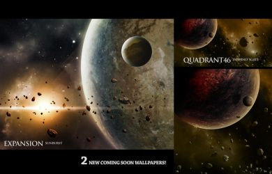 Coming soon Wallpapers! by milo13200