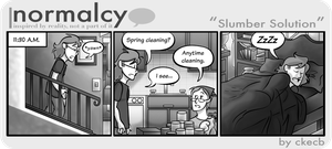 Normalcy-23:Slumber Solution by NormalcyStudios
