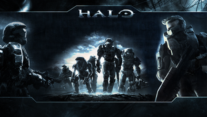Halo Tribute With Better Logo by StalkerUKCG