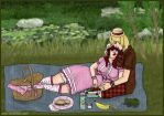 Picnic Date by sorjei