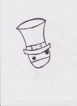 The Top Hat by Doodler64