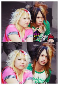 XING Vday - Visual Kei 2 by theneverendingdream