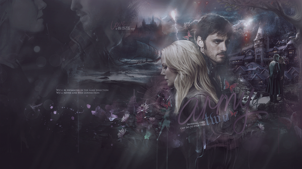 'Army Of Two' Captain Swan by B0N-B0NA