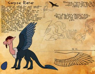 Corpse Eater by LadyAnaconda