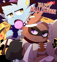Happy Halloween! by mien-soup
