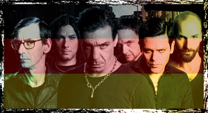 Rammstein Portrait (Updated) by MOTLEYLOMBAXCRUE666