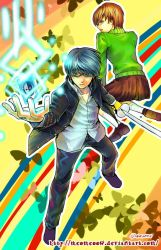 Persona 4 by meomeoow