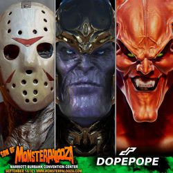 Son of Monsterpalooza 2018 by dopepope