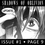 Shadows of Oblivion #1 p9 update by Shono