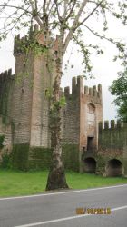 Montagnana Castle, Day by supercilious-zahhy