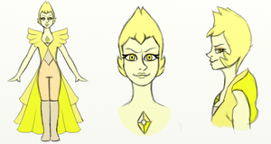 Yellow Pearl gemswap by SmilingM00N