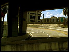 Off Ramp by hucast