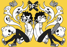Zacharie OFF by TentacleWaitress